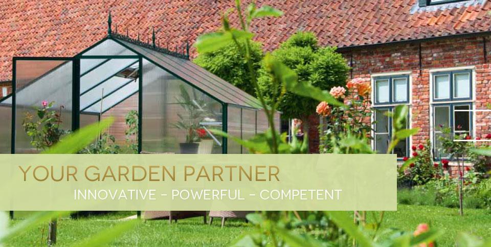 Your garden partner