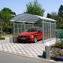 Carport Elbe + Seitenelemente Typ I