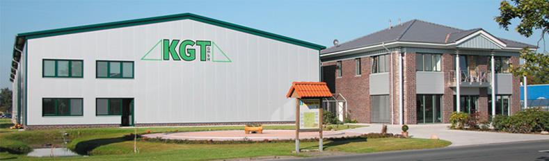 KGT Firmengebäude
